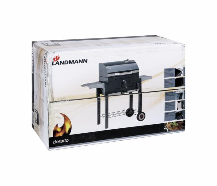 Landmann Dorado Charcoal Wagon Barbecue